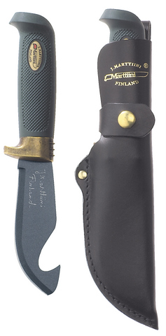 Skinning knife with hook, Martef