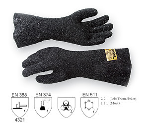 JokaXRP Granulated glove, 35 cm