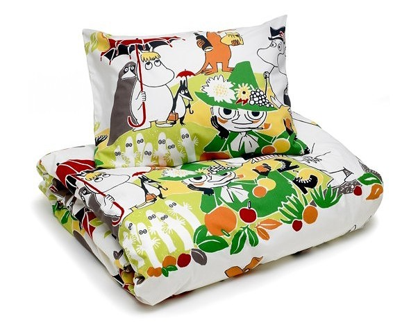 Park Moomin Children Duvet + Pillow case